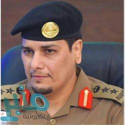 مدير السجون بالمنطقة الشرقية المكلف يقلد العتيبي رتبته الجديدة