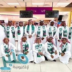«القيسي» عن اليوم الوطني : هذا يوم  يرفع فيه كل مواطن رأسه شموخاً وفخراً بما تحقق