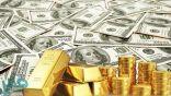 أسعار الذهب تتراجع مع ارتفاع الدولار