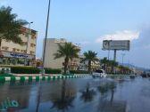 توقعات بهطول أمطار رعدية على الباحة ومحافظاتها .. تستمر حتى الـ8 مساءً