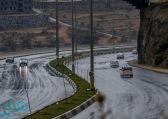 """"""" الأرصاد """" : أمطار وتقلبات جوية متوقعة على منطقة الباحة خلال اليومين القادمين"""