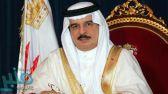 ملك البحرين يهنىء خادم الحرمين الشريفين بالذكرى الخامسة لتوليه مقاليد الحكم