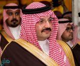 """أمير عسير يدشن الحملة الأمنية """"أمنكم وسلامتكم هدفنا"""""""