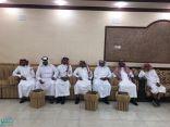 """أسرة آل حسن تحتفل بزفاف """"المهندس أحمد"""" في العرضيات"""