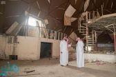 """وزير الثقافة يعلن إعادة ترميم مبنى """"جدة دوم"""""""