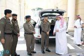 الأمير مشعل بن ماجد يطّلع على نظام الرصد الآلي للمخالفات المرورية بجدة