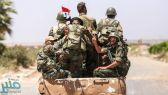 الجيش السوري يدفع بقواته لمواجهة العدوان التركي