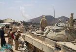 مقتل وإصابة 30 من مليشيا الحوثي شمال محافظة الضالع