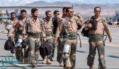 """صور   بمشاركة القوات الجوية السعودية.. اختتام مناورات """"العلم الأحمر 2019"""" بأمريكا"""