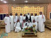 """""""ناصر العيسي"""" يحتفل بزفافه وسط الأهل والأصدقاء"""