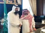 محافظ القنفذة يدشن شعار ومتجر جمعية البر بثلاثاء الخرم