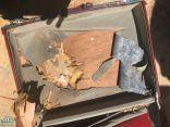 """""""شرطة مكة"""" تكشف حقيقة العثور على قنبلتين داخل حقيبتين في محل بجدة"""