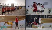 المنتخب العماني والمصري يصلان إلى نهائي البطولة الدولية لكرة القدم الشاطئية بنيوم
