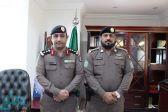 مدير شرطة محافظة القنفذة المكلف يقلد العيسي رتبته الجديدة