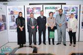 سفير خادم الحرمين لدى المملكة المتحدة يستقبل وفد مركز الملك سلمان للإغاثة