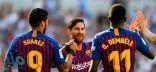 التشكيل المتوقع لفريق برشلونة في مواجهة ليفانتي