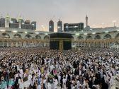 امتلاء الحرم والساحات والشوارع المجاورة بالمصلين والزوار ليلة 27 رمضان