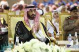 الأمير عبدالله بن بندر يرعى حفل تخريج 280 طالباً من المعهد السعودي الياباني للسيارات