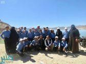 بالصور: مركز الملك سلمان للإغاثة ينظم رحلة ترفيهية للأطفال المجندين