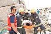 وفاة شخص وإصابة 5 في حادث انهيار سور فيلا في الرياض