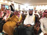 آل شامان يحتفون بالدكتور ابراهيم الخيري