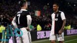 رونالدو يقود يوفنتوس للفوز على روما والصعود لنصف نهائي كأس إيطاليا
