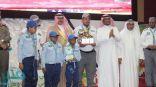 أشبال تعليم وادي الدواسر يحققون المركز الرابع للتميز على مستوى المملكة
