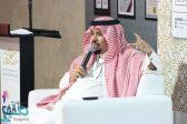 """«علي المقر» ينشر مفهوم """"أنا بيئي"""" على مسرح ثقافة وفنون جدة"""