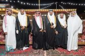آل النبهاني يحتفلون بزواج نجلهم معاذ