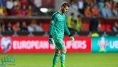 قبل مباراة مان يونايتد والليفر.. الإصابة تضرب دي خيا في مواجهة إسبانيا ضد السويد