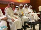 رئيس مجلس إدارة الجمعية السعودية للثقافة والفنون المكلف يزور فرع جدة
