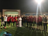 نيجيريا وجزر القمر لنصف النهائي على حساب سوريا والسنغال في بطولة الصداقة للجاليات