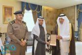 فيديو | أمير مكة يكرّم شباباً أنقذوا 3 أطفال احترقت شقتهم بالعاصمة المقدسة