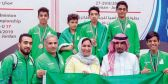 أخضر الريشة يحقق خمس ميداليات في البطولة العربية و بطولة غرب آسيا للناشئين