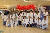 طلاب وطالبات كلية إبن سيناء يقيمون حملات توعوية متنوعة للوقاية من الأمراض