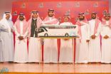 نادي الوحدة يعقد شراكة إستراتيجية مع شركة القائد السعودية للنقل