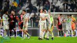 ترتيب الدوري الإيطالي بعد فوز يوفنتوس على جنوى