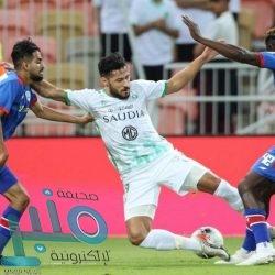 """ترتيب هدافي الدوري السعودي بعد ثنائية """"السومة"""" وهدف """"دجانيني"""" في أبها"""