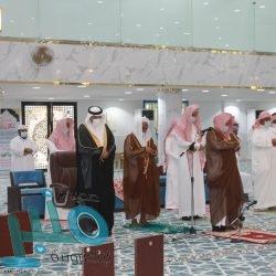 نائب أمير مكة يعزي ذوي عمر فقيه