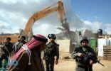قوات الاحتلال تحاصر بناية سكنية فى العيسوية تمهيدا لهدمها
