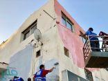 أمانة جدة تتبنى مبادرة تطوعية لتحسين المشهد الحضاري على طريق الحرمين