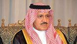 أمير الحدود الشمالية يستقبل الأمير فهد بن عبدالله بن جلوي