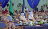 أمير منطقة الرياض يزور قيادة قوات الأمن الخاصة