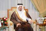أمير عسير يوجه بمنع الشعارات القبلية في الاحتفالات