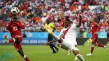 الدنمارك تخطف فوزًا ثمينًا على بيرو في كأس العالم