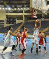 أخضر السلة يتأهل إلى الدور قبل النهائي في البطولة العربية