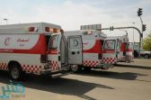 الهلال الأحمر يستعد بـ 14 مركزاً إسعافياً لاستقبال الحجاج بمشعر منى