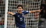 اليابان إلى نهائي كأس آسيا بثلاثية في إيران