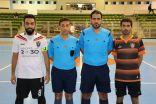 تصفيات كرة الصالات: الصقور يفوز على الرياض 8-7