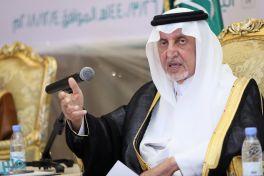 الفيصل يقدم تعازيه لأسرة الطفل أحمد السبيعي